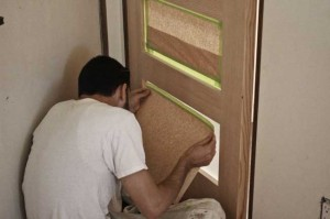 TI - Preping Door For Finishing